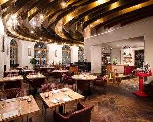 Interieur Fotograf Robert Pichler Wien - Ritz Carlton/Restaurant Dstrict